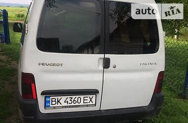 Peugeot Partner пасс. 2005 в Здолбунове
