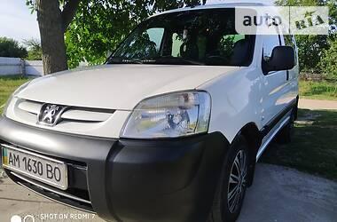 Peugeot Partner пасс. 2008 в Житомире