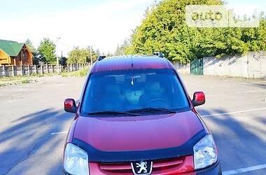 Peugeot Partner пасс. 2005 в Виннице