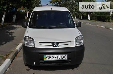 Peugeot Partner пасс. 2008 в Сокирянах