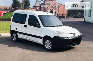 Peugeot Partner пасс. 2004 в Каменском