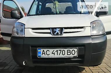 Peugeot Partner пасс. 2007 в Луцке