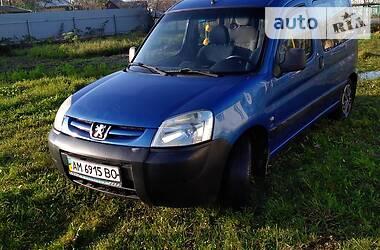 Peugeot Partner пасс. 2005 в Барановке