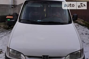 Peugeot Partner пасс. 2002 в Стрые