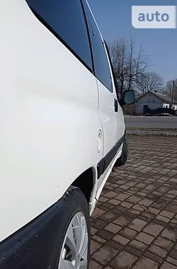 Мінівен Peugeot Partner пасс. 2001 в Бурштині