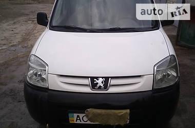 Peugeot Partner пасс. 2005 в Ковеле