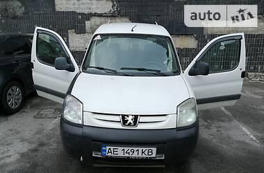 Peugeot Partner пасс. 2004 в Днепре