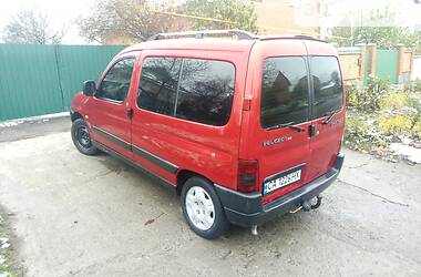 Минивэн Peugeot Partner пасс. 2000 в Умани