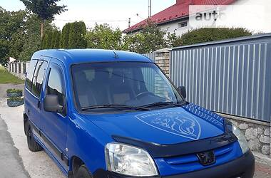 Минивэн Peugeot Partner пасс. 2005 в Тернополе