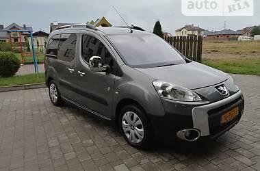 Минивэн Peugeot Partner пасс. 2011 в Стрые