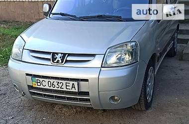Минивэн Peugeot Partner пасс. 2005 в Львове