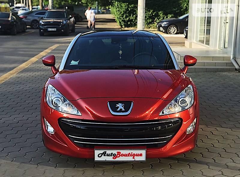 Peugeot RCZ 2011 в Одесі