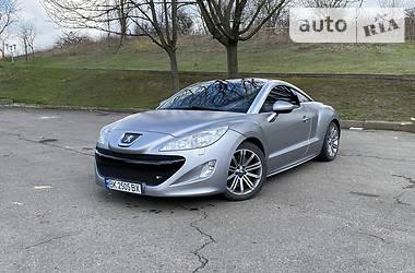 Купе Peugeot RCZ 2012 в Ровно