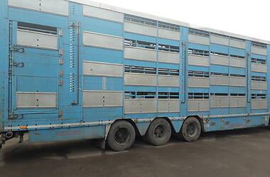 Для перевозки животных - полуприцеп Pezzaioli SBA 2002 в Житомире