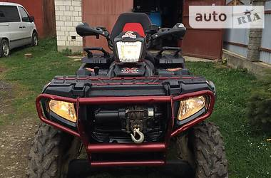 Polaris Sportsman Touring 2009 в Славському