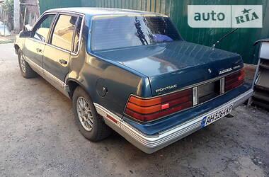 Pontiac 6000 1988 в Краматорске