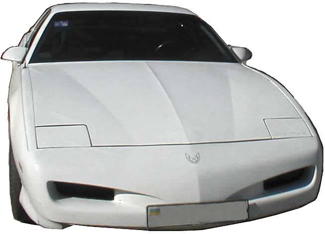 Pontiac Firebird 1991 року в Запоріжжі