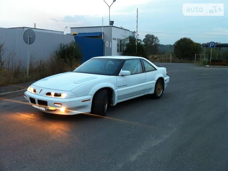 Pontiac Grand Prix 1990 року