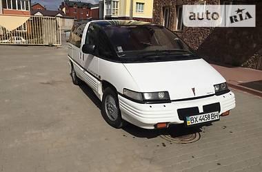 Pontiac Trans Sport 1992 в Хмельницком
