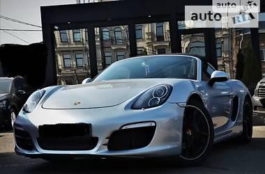 Porsche Boxster 2014 в Киеве