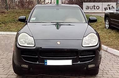 Porsche Cayenne 2004 в Ивано-Франковске