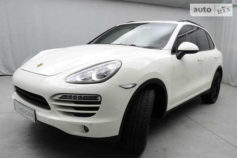 Porsche Cayenne 2010 року