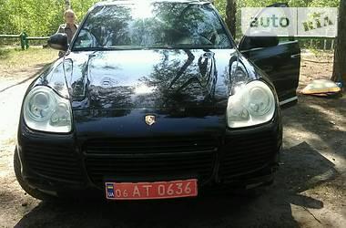 Porsche Cayenne 2004 в Житомире