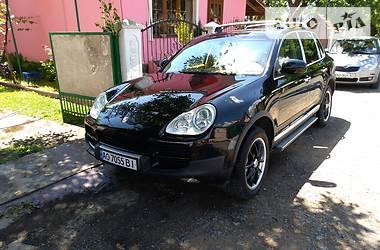 Porsche Cayenne 2005 в Ужгороде