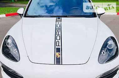 Porsche Cayenne 4.8S