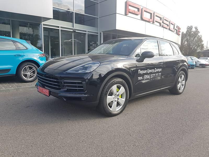 Porsche Cayenne 2018 в Днепре