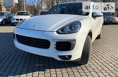 Porsche Cayenne 2016 в Львове