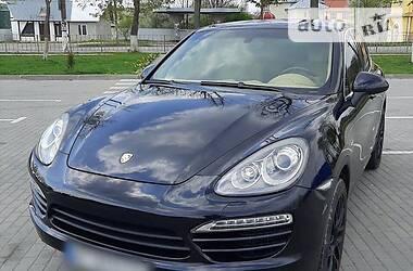 Porsche Cayenne 2013 в Коломые