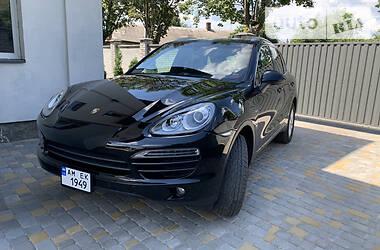 Porsche Cayenne 2014 в Житомире
