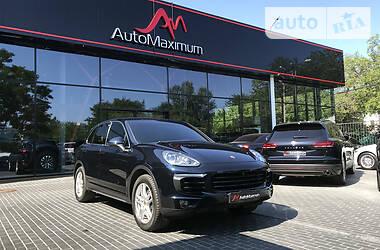Porsche Cayenne 2016 в Одессе