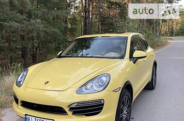Porsche Cayenne 2010 в Киеве