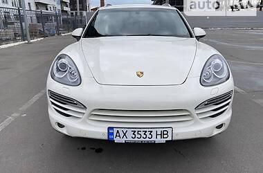 Внедорожник / Кроссовер Porsche Cayenne 2011 в Харькове
