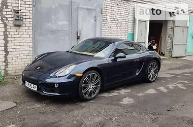 Купе Porsche Cayman 2014 в Киеве
