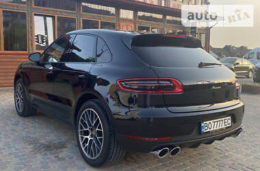 Внедорожник / Кроссовер Porsche Macan 2018 в Тернополе