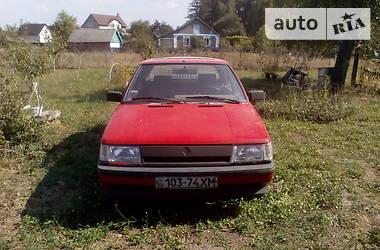 Renault 11 1987 в Нетешине