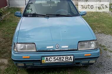 Renault 19 Chamade 1989 в Новограде-Волынском