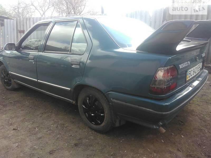 Renault 19 1992 в Здолбунове