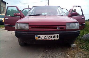 Renault 21 Nevada 1988 в Львове