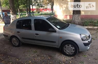 Renault Clio Symbol 2003 в Залещиках