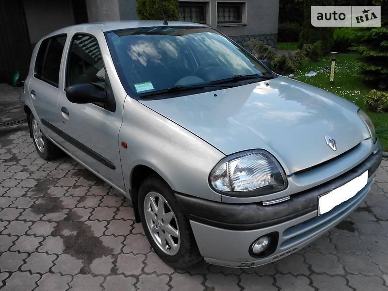 Renault Clio 2000 в Нововолынске