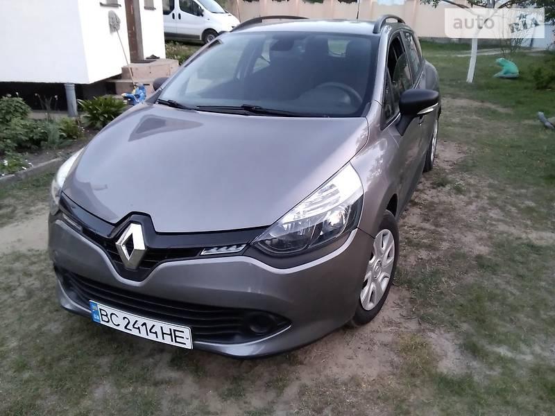Renault Clio 2015 в Львове