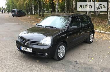Renault Clio 2009 в Черновцах