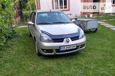 Renault Clio 2007 в Черновцах