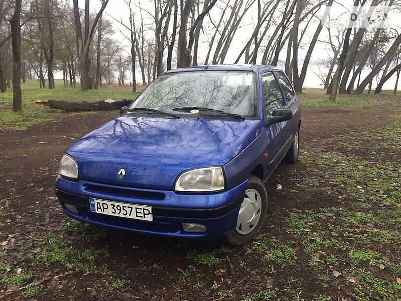 Renault Clio 1996 в Запорожье