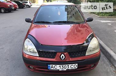 Renault Clio 2004 в Луцке