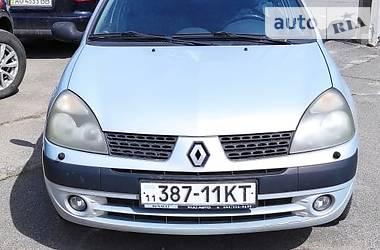 Седан Renault Clio 2003 в Киеве